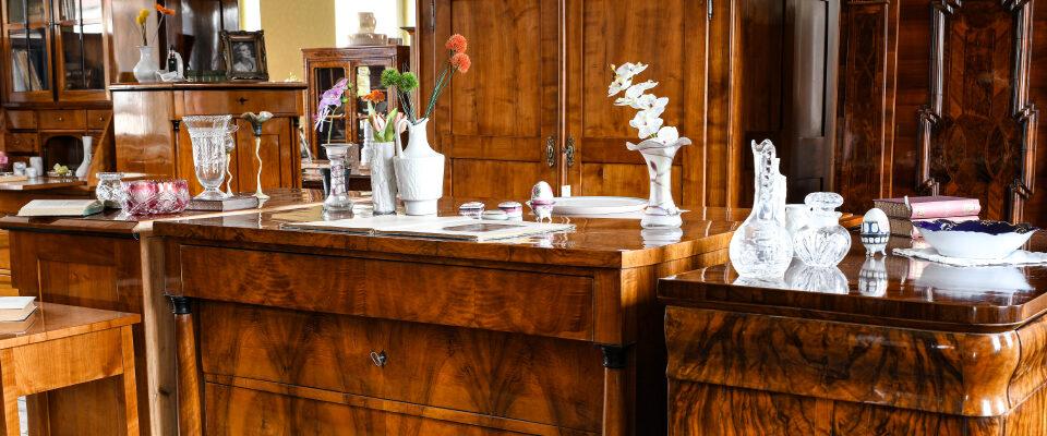 Antik Shop Kleinostheim Möbel  Aschaffenburg Antiquitäten Über uns
