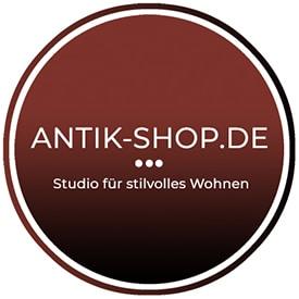 ANTIK-SHOP.DE | Studio für stilvolles Wohnen Logo