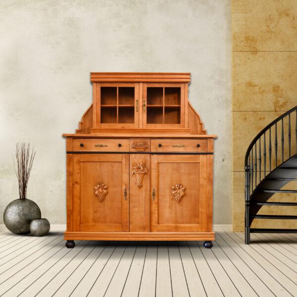 ANTIK SHOP Art Deco Buffet Kirschbaum um 1930 online kaufen
