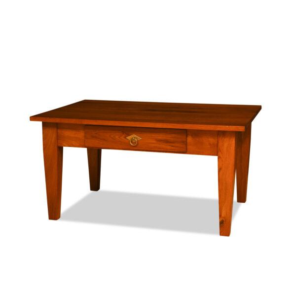 ANTIK SHOP Biedermeier Stil Sofatisch Biedermeier Stil, um 1900 Eiche, mattiert B: 80 cm T: 70 cm H: 50 cm Biedermeier Stil Sofatisch aus massiver Eiche.